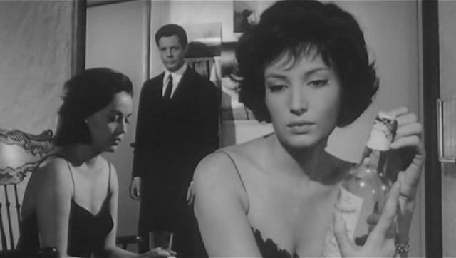 La notte- Antonioni, 1960